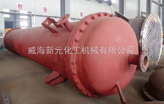 威海新元单管程换热器
