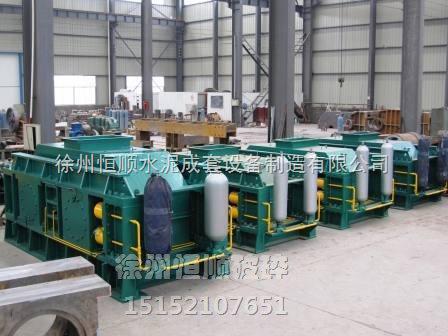 2pgs-徐州恒顺系列液压双辊式破碎机