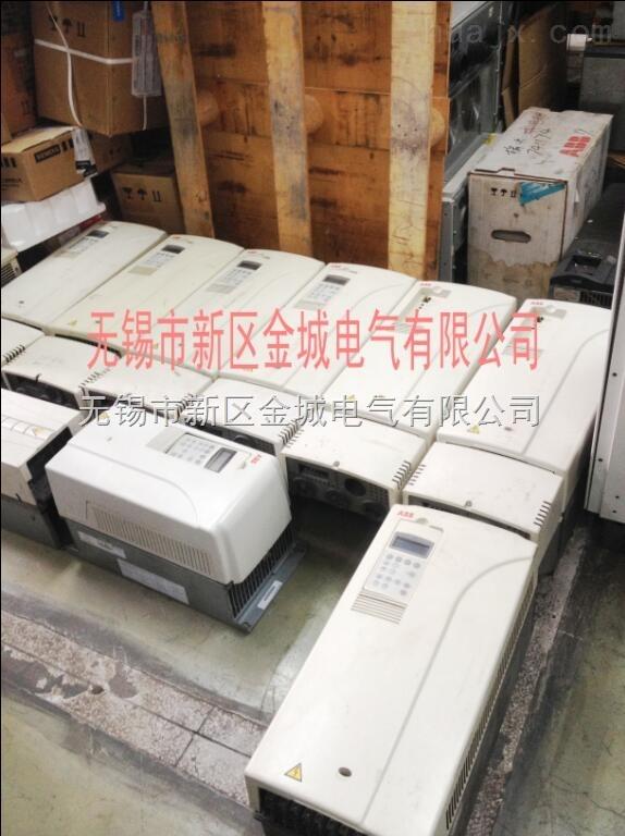 无锡金城供应广安泸州ABB变频器