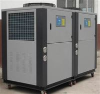 风冷式冷水机,风冷工业冷水机组,风冷式螺杆机组