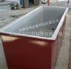 钢衬塑酸洗槽   钢衬塑沉淀槽